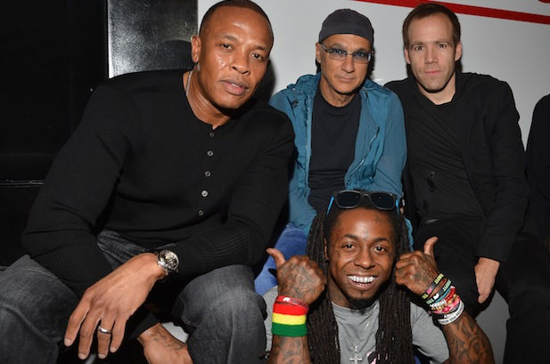 Beats Electronics Celebrates The Launch Of Lil Wayne Edition Pro Headphones