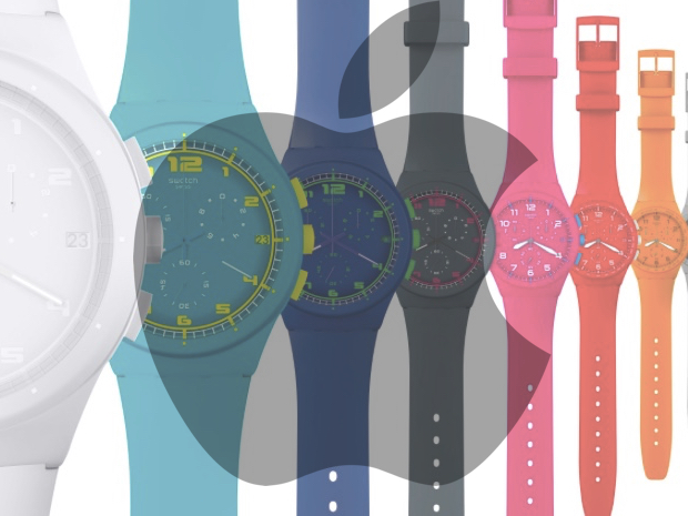 Will an Apple Watch compete with Swatch?