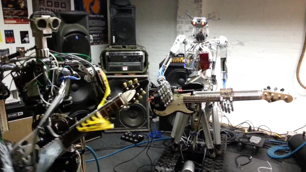 RobotBand