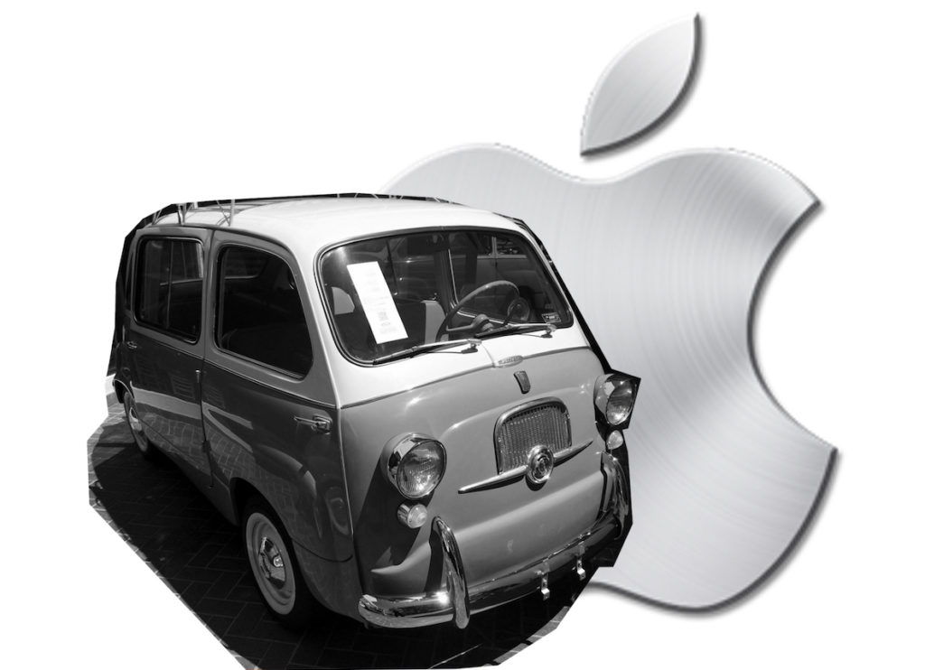 Interestingly a company thought to be connected to Apple is alleged to have imported one of these vehicles back in 2014.