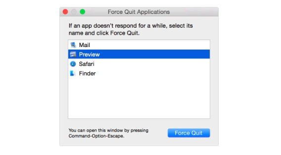 The 6 best ways to Force Quit Mac apps | Apple Must