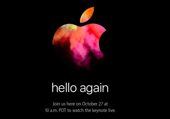You'll be able to watch the event on Apple's website or on Apple TV