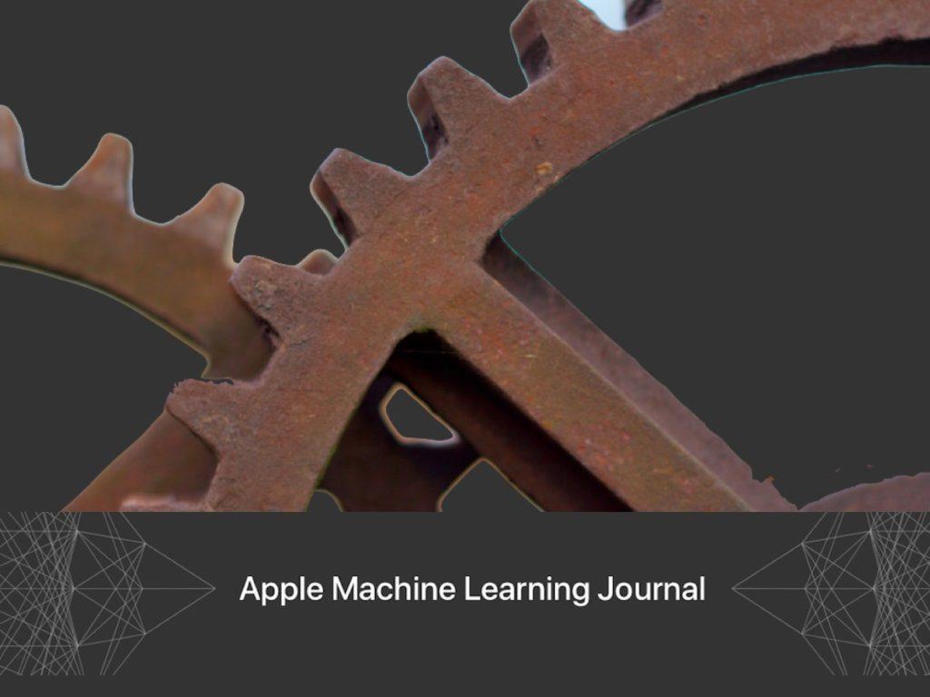 machine learning journal