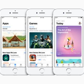 Apple looks well set