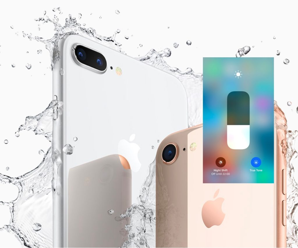 The Latest IPhone 8 And Plus Smartphones Host What Apple Calls A True Tone Display Says This Technology Automatically Adjusts White Balance To
