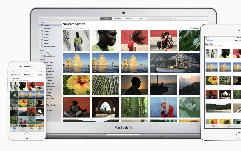 All these lovely photos are iCloud storage fees for Apple