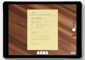 Scan iOS iPhone iPad