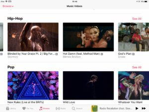 Apple Music gets video