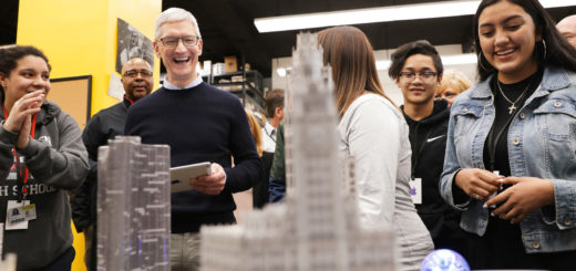 Tim Cook and Recode