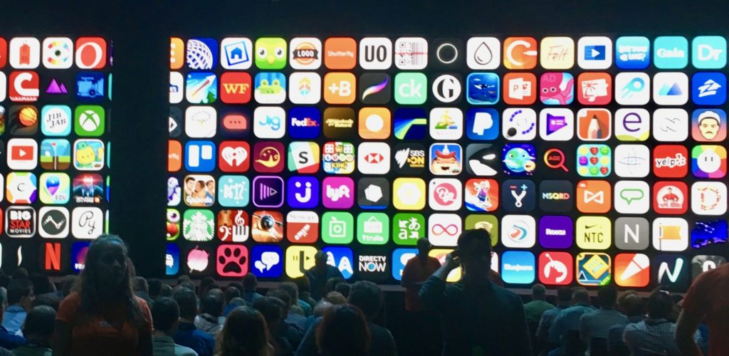 Apps at WWDC