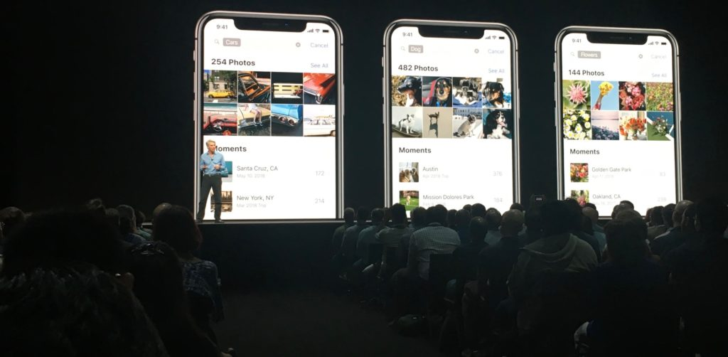 Craig talks iOS 12 at WWDC