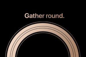 Gather round invite detail