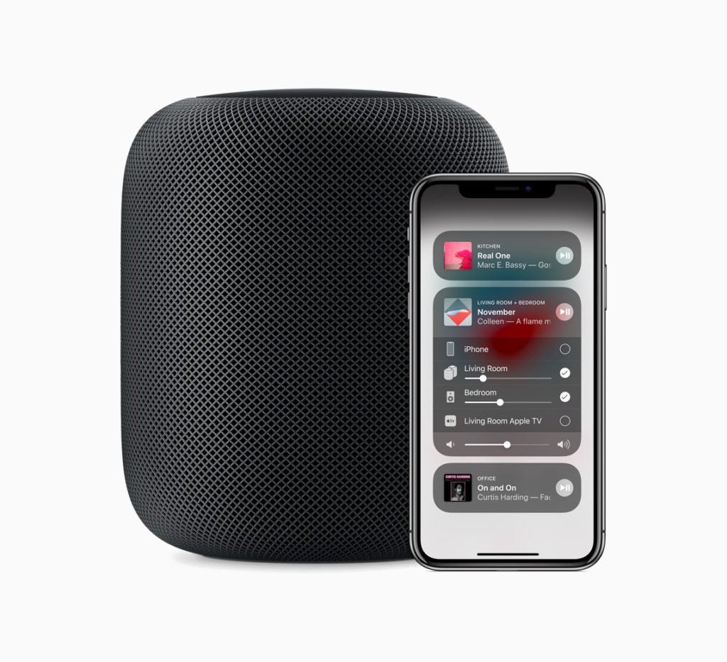 HomePod is improved