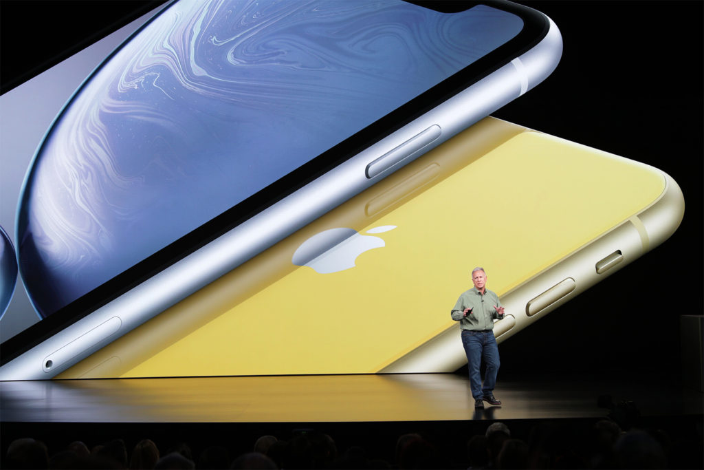 "Phil Schiller: ""One more iPhone"""