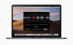 Apple-MacBook-Pro-macOS-Mojave-Voice-Memo-screen-09242018 | Apple Must