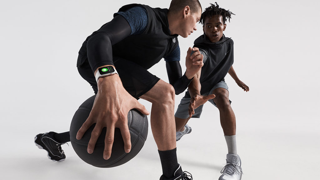 All Apple's Apple Watch Series 4 images