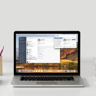 MacBook password
