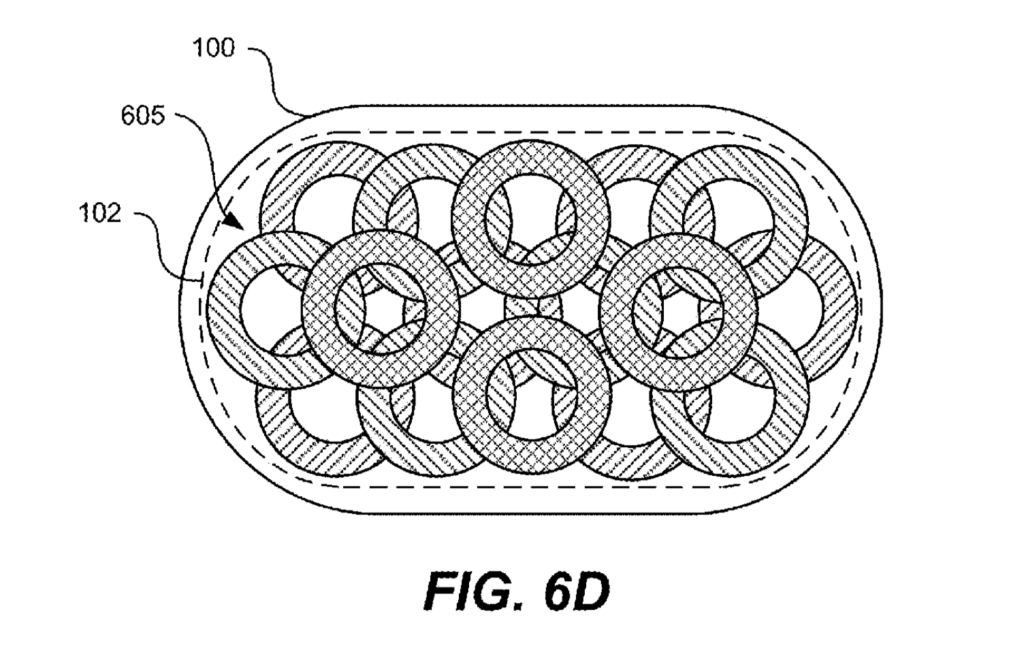 An image form an Apple AirPower patent.