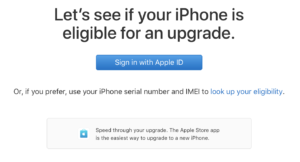 Apple iPhone Upgrade: A guide
