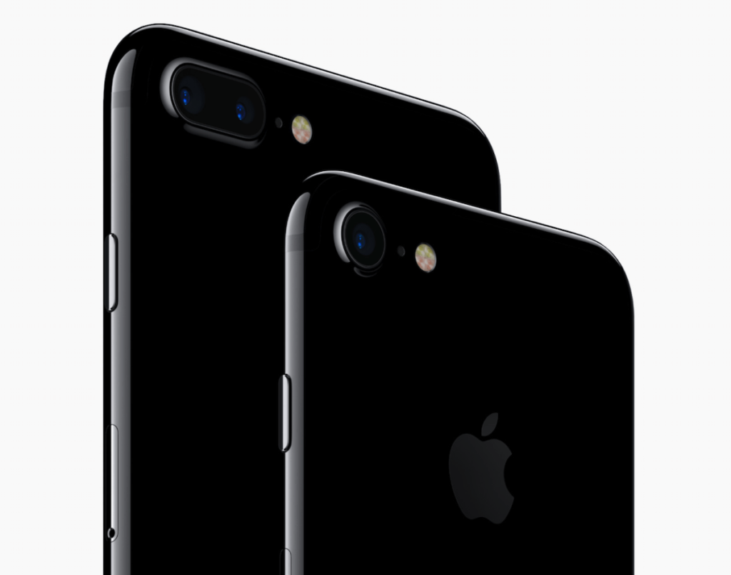 iPhone 7 devices
