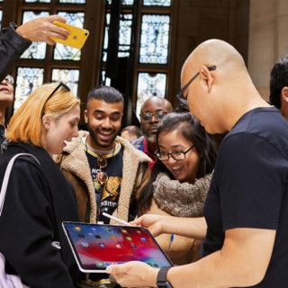 iPad Pro event