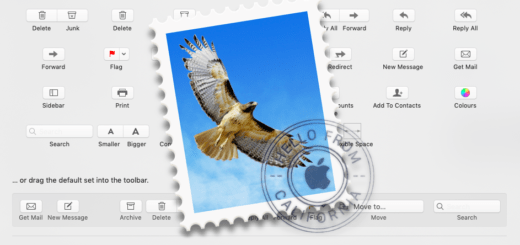 Mail Screen