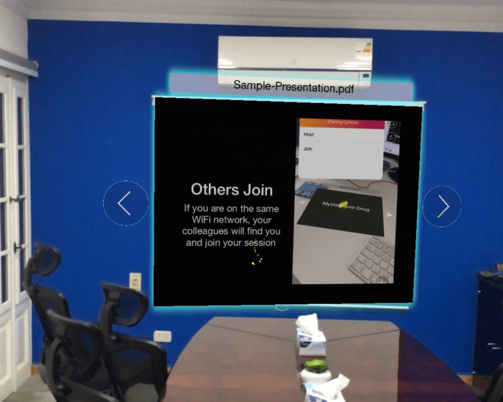 This ARKit app innovates business communications   Apple Must