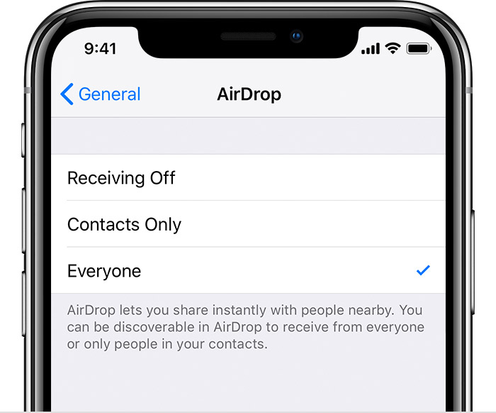 Easiest Way To Obtain An Airdrop: How To Share Passwords Using AirDrop