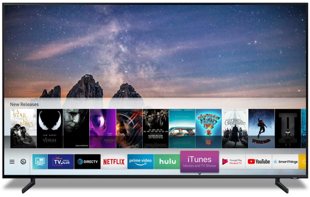 Samsung's PR image