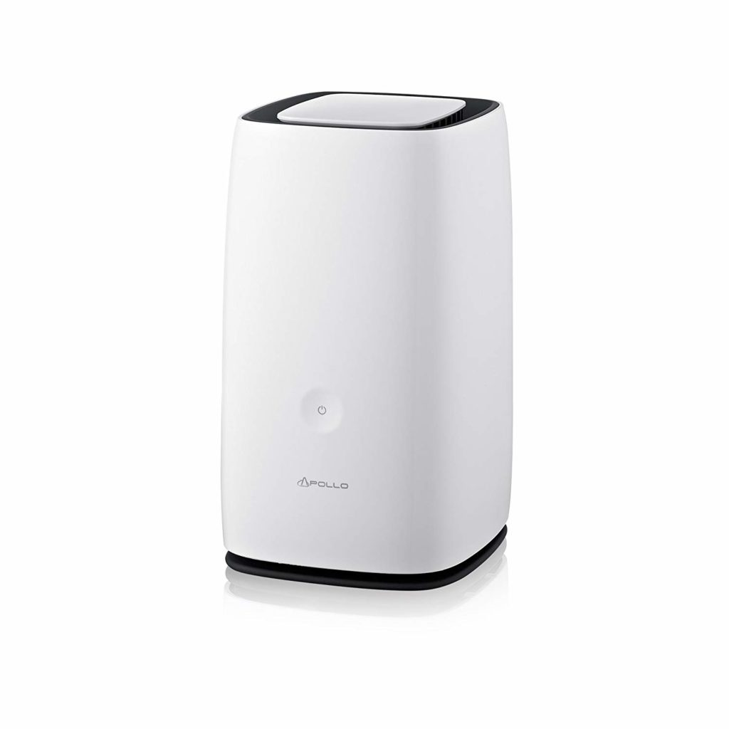Apollo Cloud is a powerful personal cloud storage device