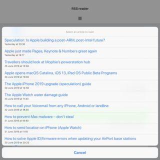 iOS | Apple Must