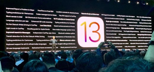 iOS 13 features as noted at WWDC